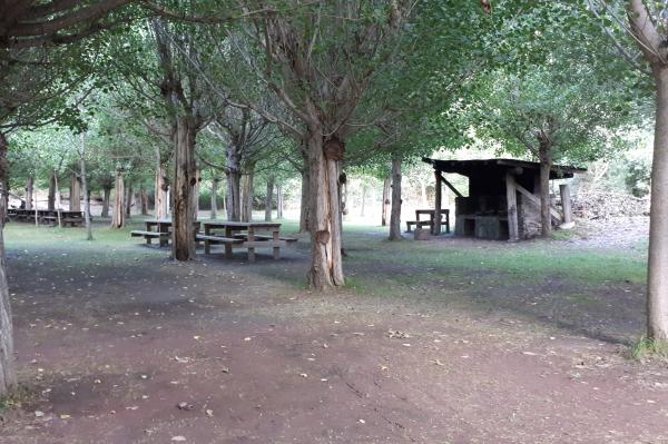 Area de Picnic y Barbacoa
